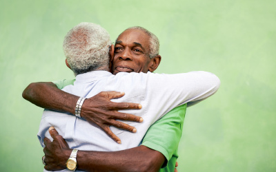 The Benefits of Hugging