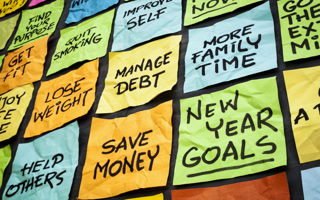 Why your New Year's Resolution may be doomed to fail! Part 1