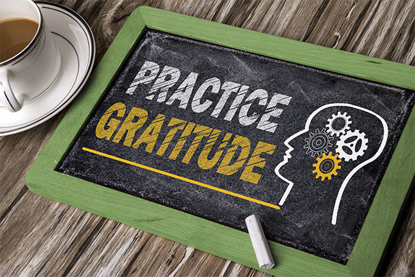 How to feel grateful when you simply don't!